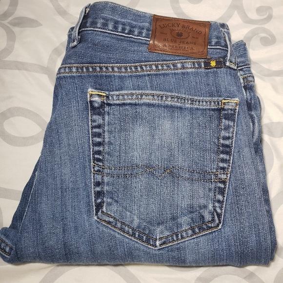 Lucky Brand Denim - Lucky Brand 361 Vintage Straight jeans size 33X30